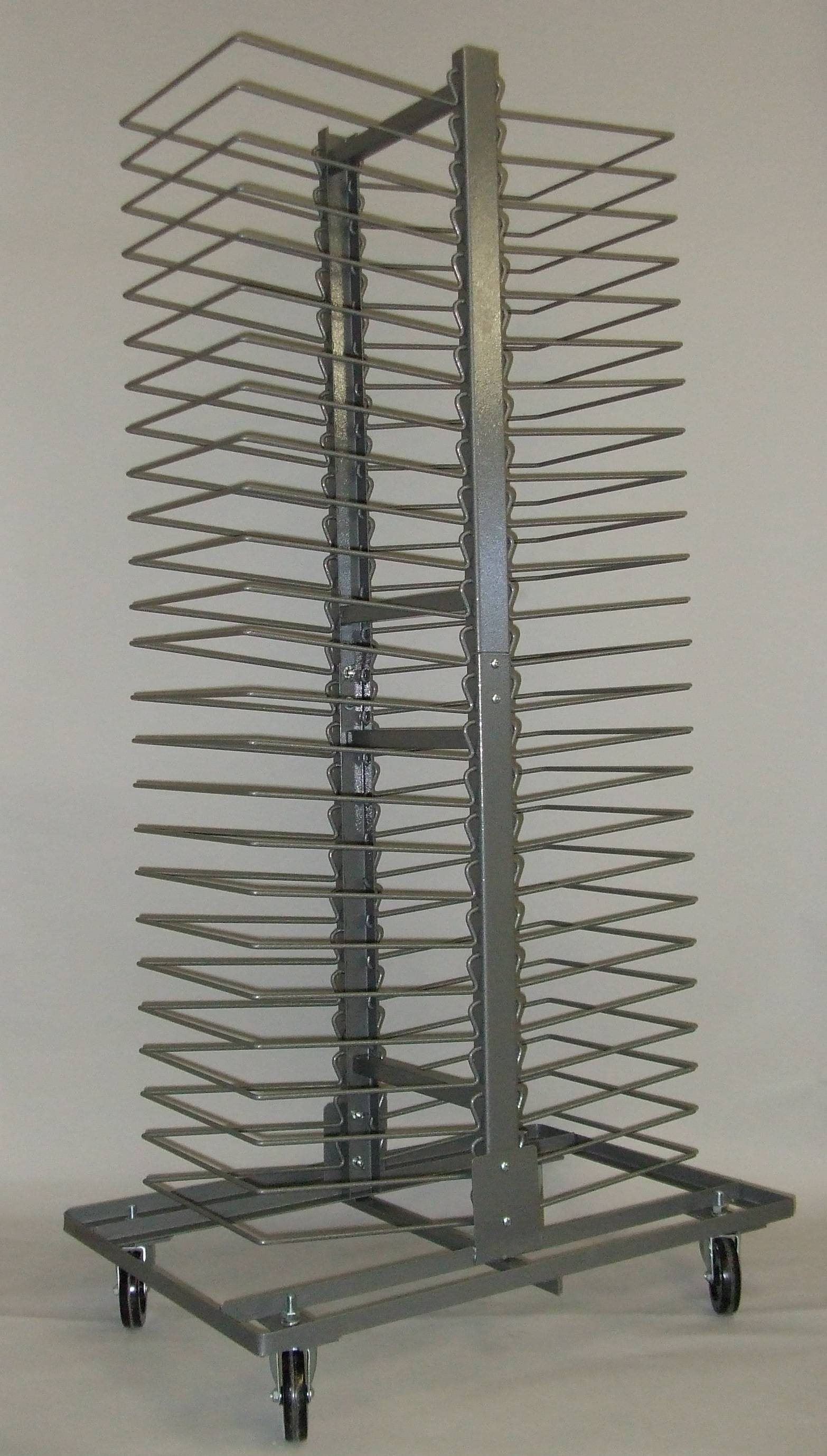 Cabinet Door Drying Rack Material Handling Wire Guards