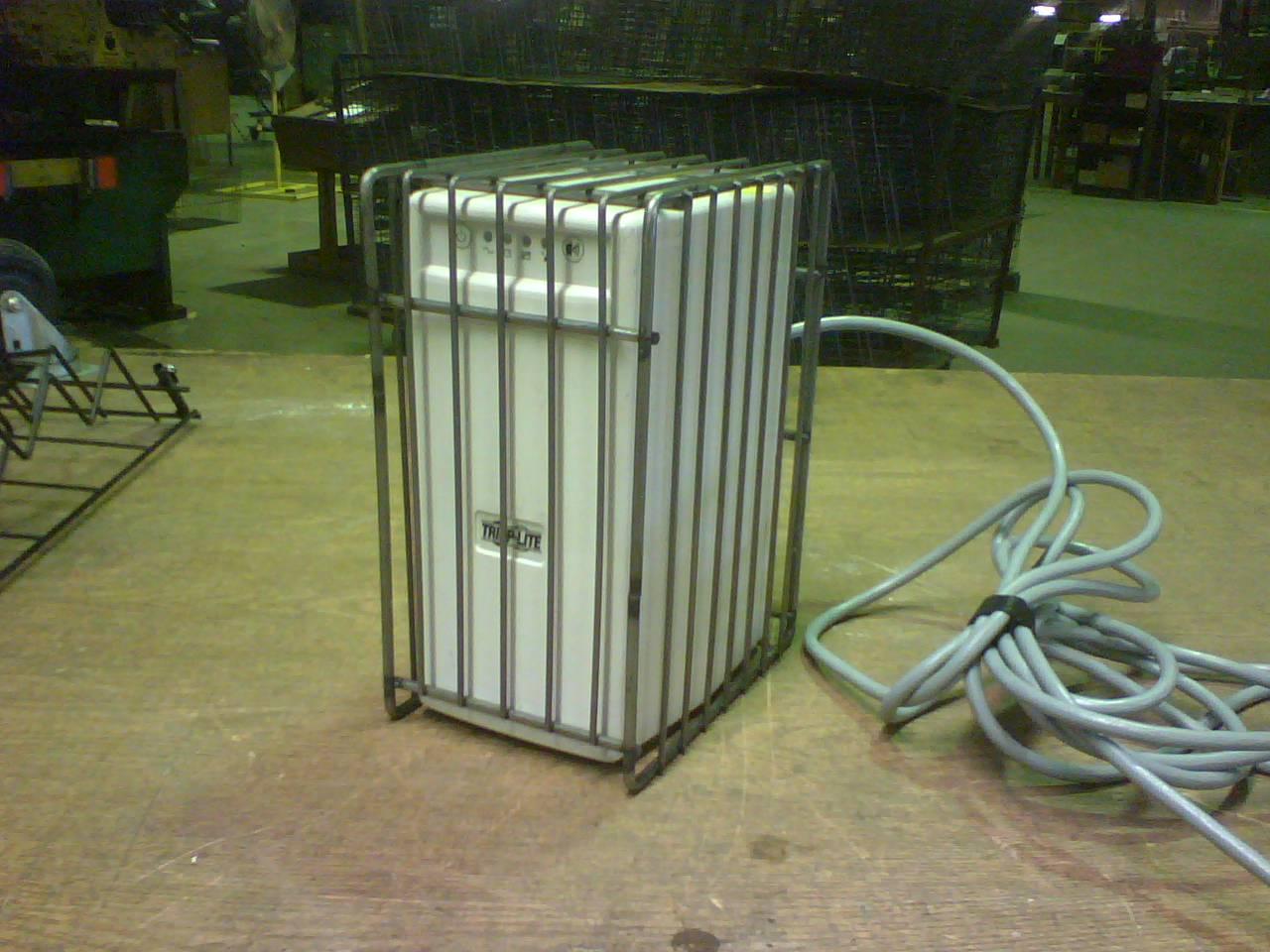Cabinet Door Drying Rack Material Handling Wire Guards